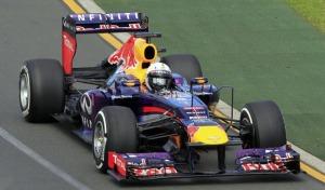 Red Bull Vettel