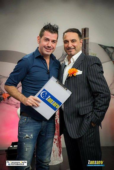 Fabio TAormina e Carmelo Monteleone