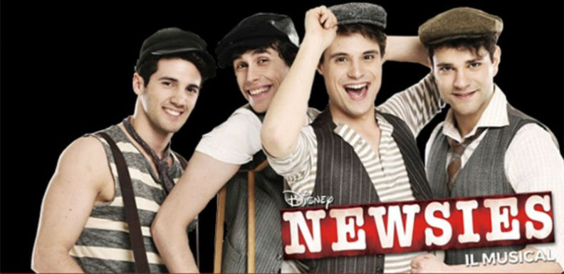 newsies il musical