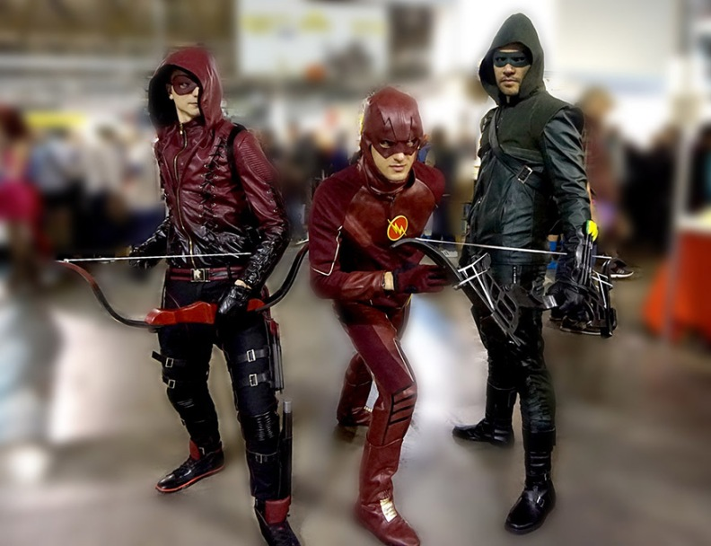 arrow e flash1